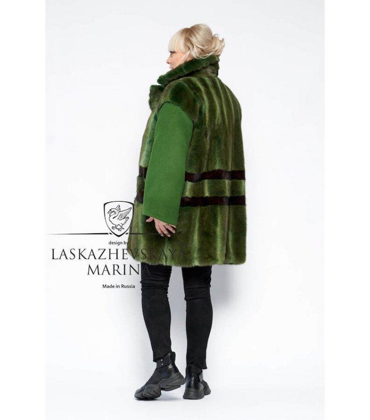 "Меховая куртка ""Теона"""