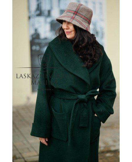 Пальто из итальянского кашемира